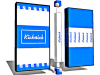 KICKSTICK- Innovative Mini Liquor Bottle