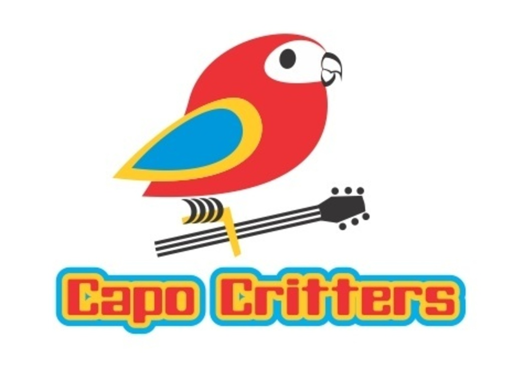 Capo Critters - critters and riffs for your capotasto's video poster