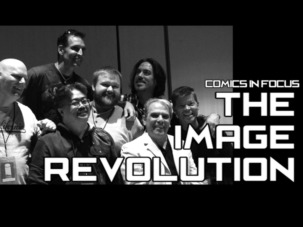 Comics in Focus: The Image Revolution's video poster
