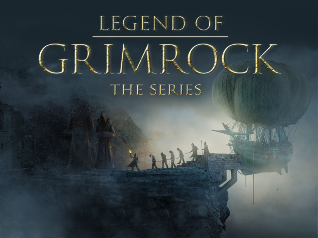Legend of Grimrock: The Series's video poster