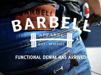 Barbell Denim: Functional denim has arrived.