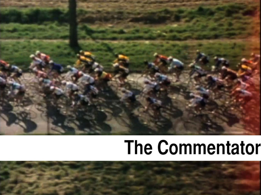 The Commentator's video poster