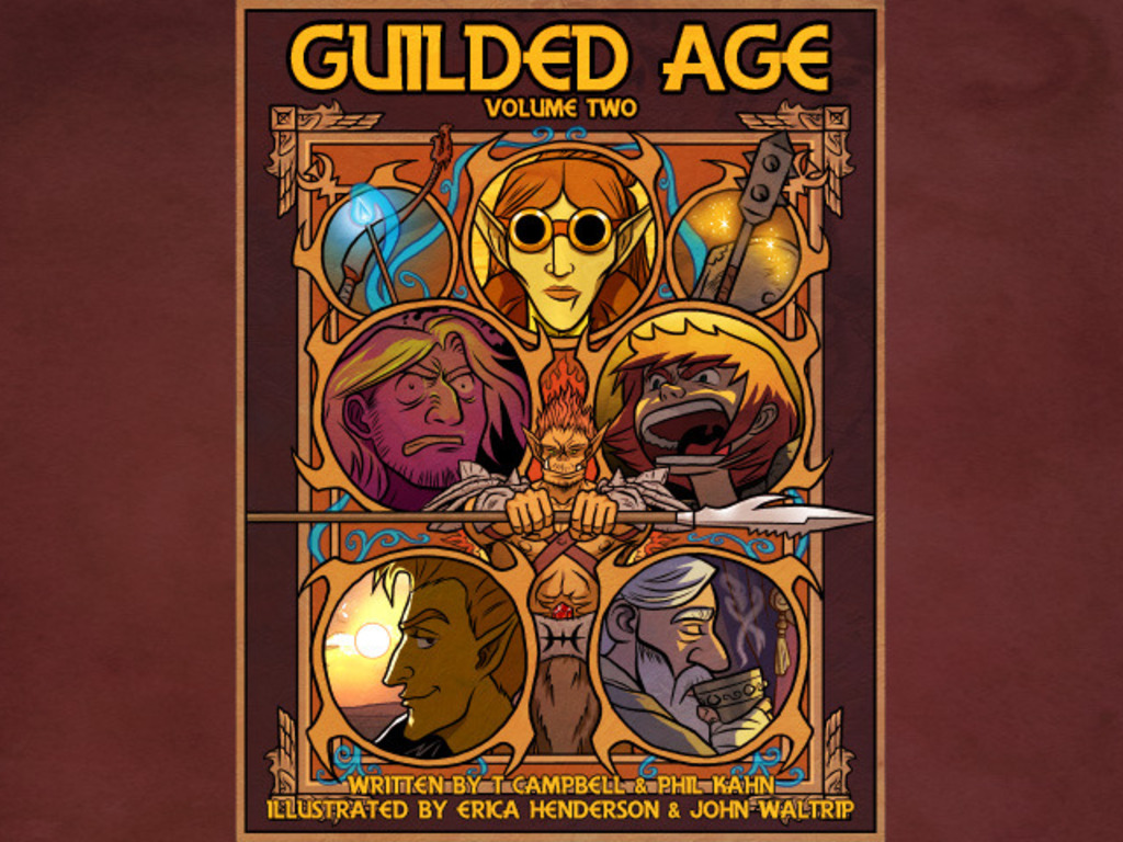 Guilded Age Vol 2 & Animated Shorts!'s video poster