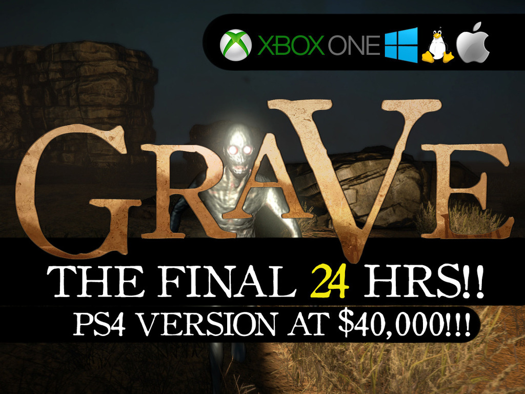 Grave: Open World Survival Horror's video poster