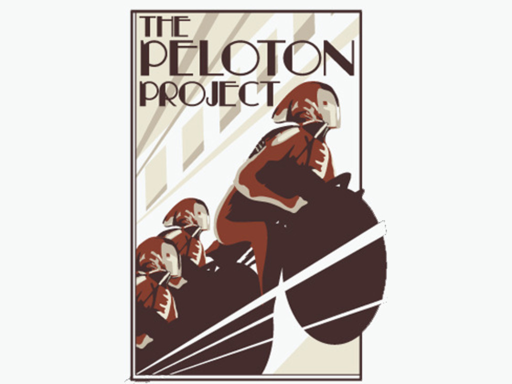 The Peloton Project Film's video poster