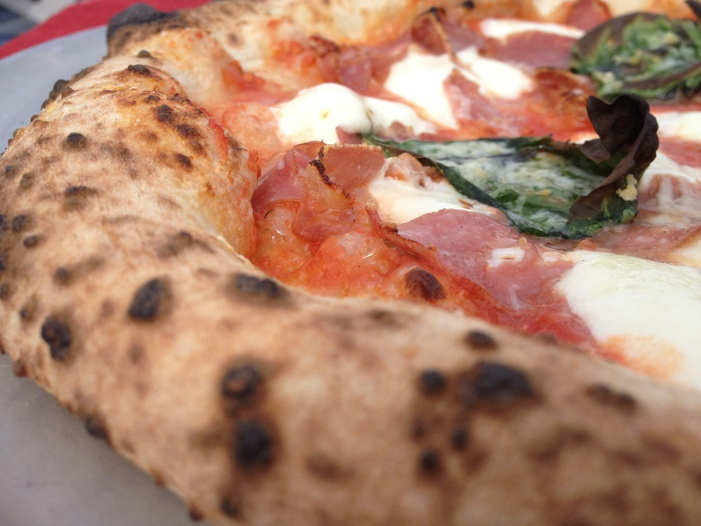 Forno Moto: Bringing Pizza Napoletana to Trade Street, W-S's video poster