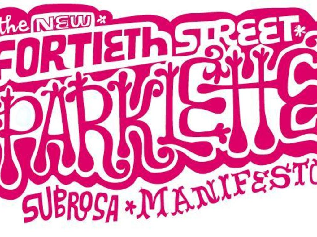The 40th Street Parklet's video poster