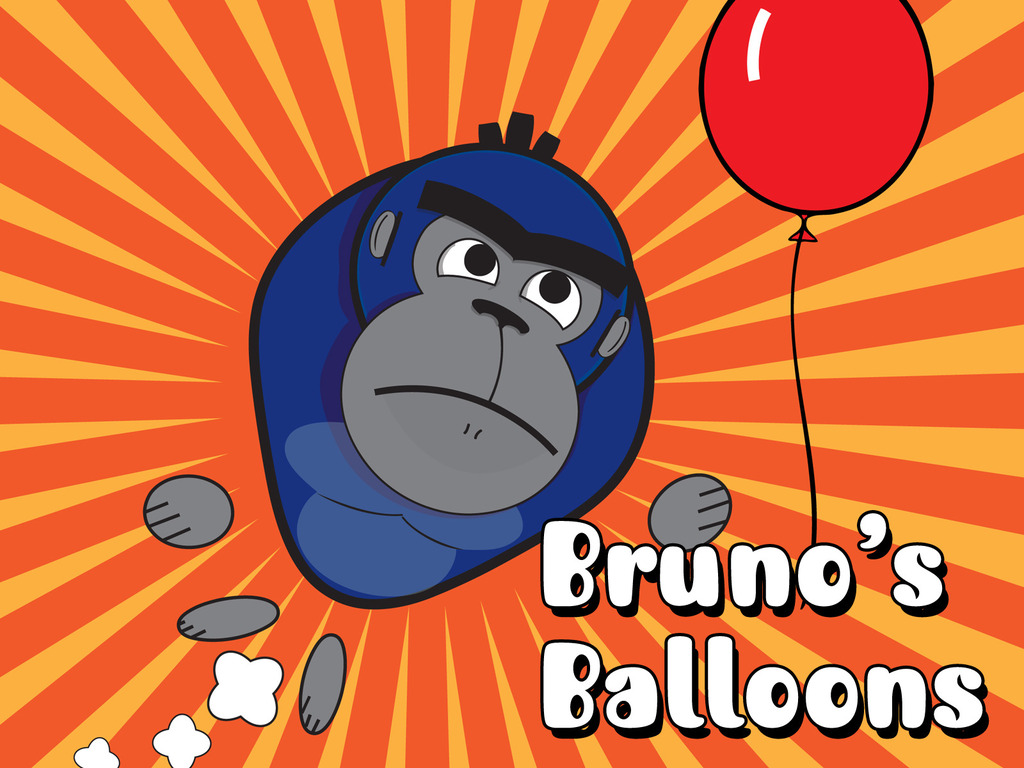 Bruno's Balloons - App Game's video poster