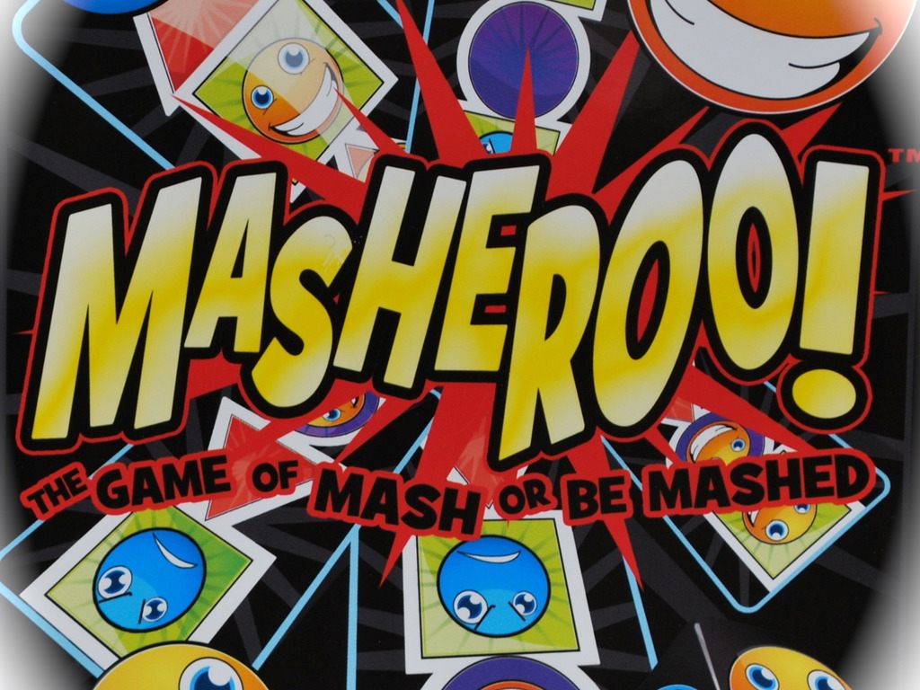 Masheroo! The Game of Mash or Be Mashed (Canceled)'s video poster