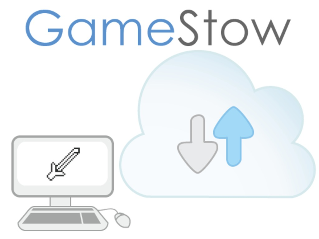 GameStow - Save your PC games on the cloud!'s video poster