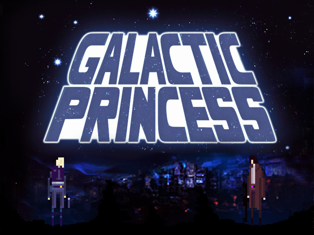 Galactic Princess's video poster
