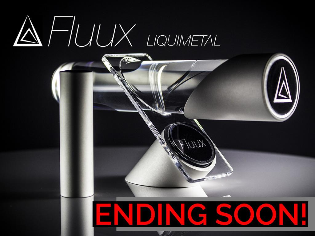 Fluux LiquiMetal - A Color Shifting Ferrofluid Suspension's video poster