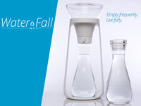 Water Fall, by KOR - The Pour-Over Water Filter
