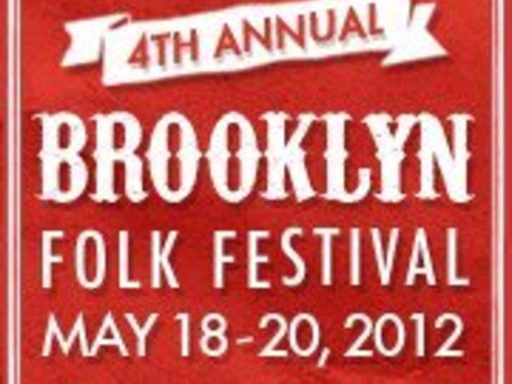 Kickstart the 4th Annual Brooklyn Folk Festival!'s video poster