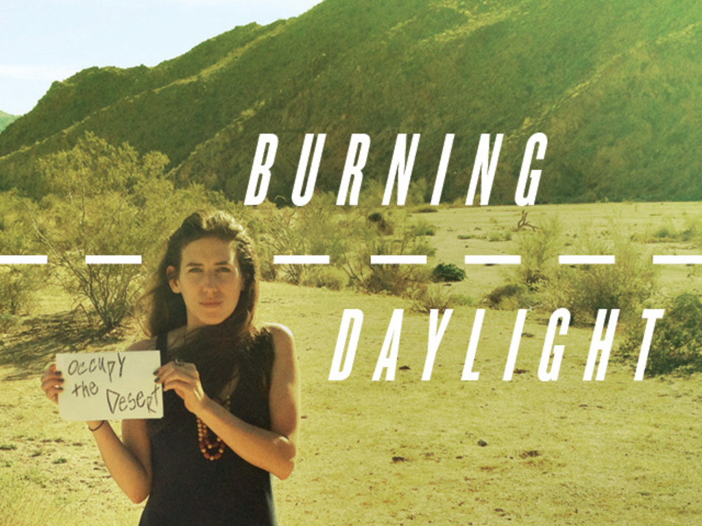 Burning Daylight - A cross country standup tour on foot.'s video poster