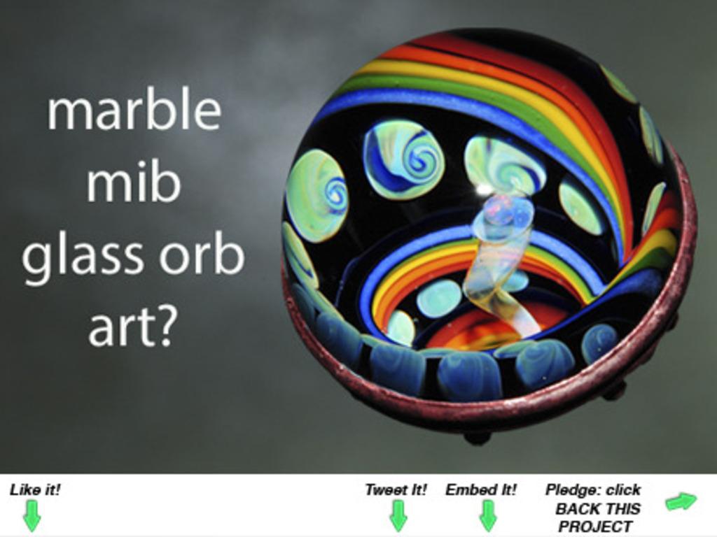 Marble, Mib, Glass Orb, Art?'s video poster