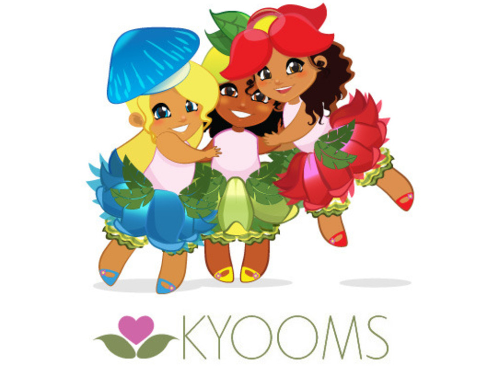 Kyooms: Positive Art for Kids!'s video poster