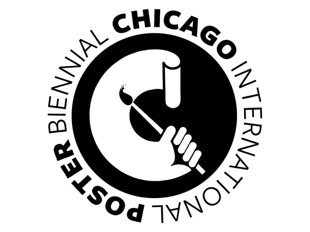 3rd Chicago International Poster Biennial's video poster