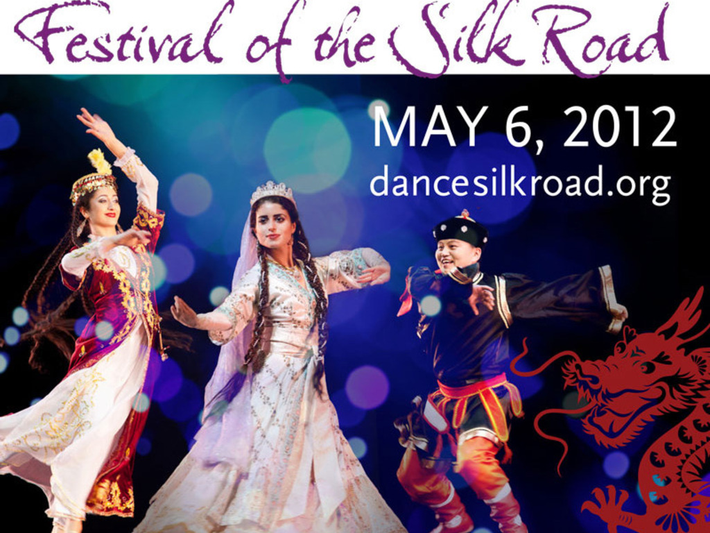 Festival of the Silk Road - 2012's video poster