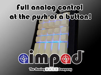 Aimpad™ - PC Gaming Analog Keyboard