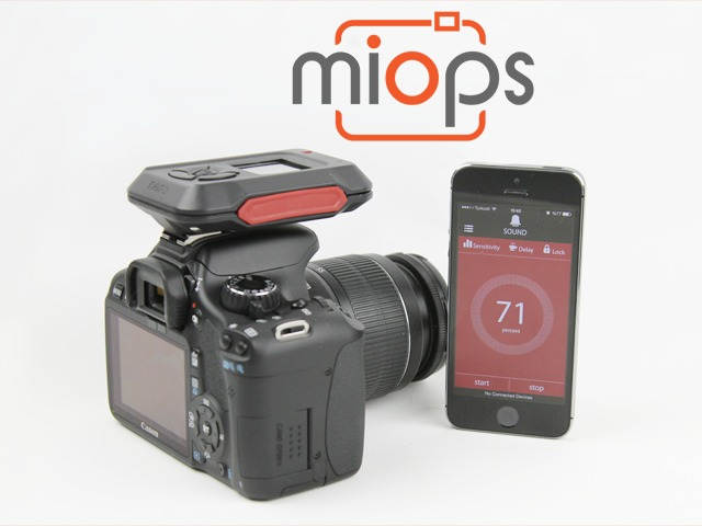 MIOPS: Smartphone Controllable High Speed Camera Trigger