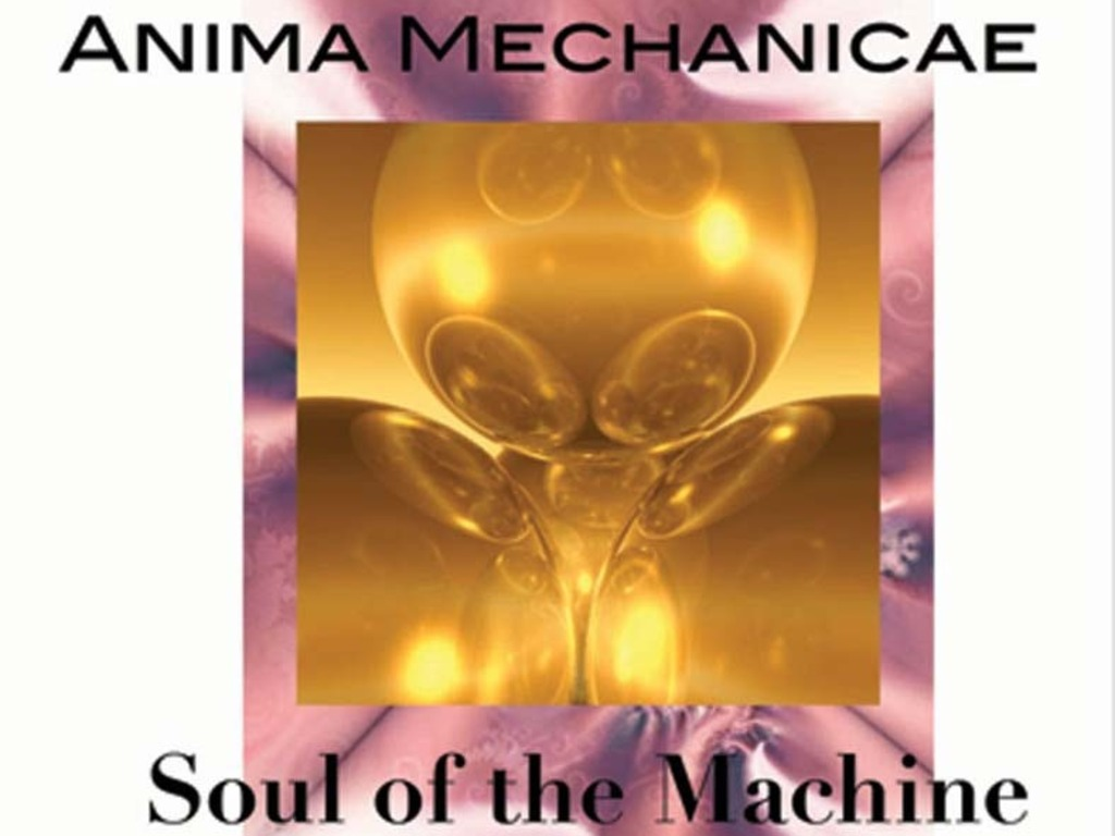 """Anima Mechanicae: Soul of the Machine"" Pro Recording's video poster"