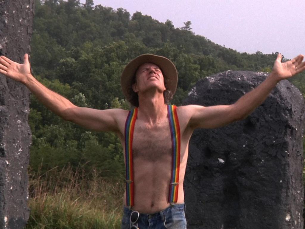 Blue Ridge Barnum (the Mark Cline documentary)'s video poster
