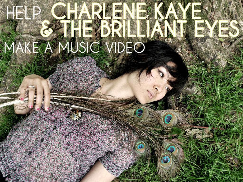 """""""Mad Tom of Bedlam"""" Music Video by Charlene Kaye & The Brilliant Eyes's video poster"""