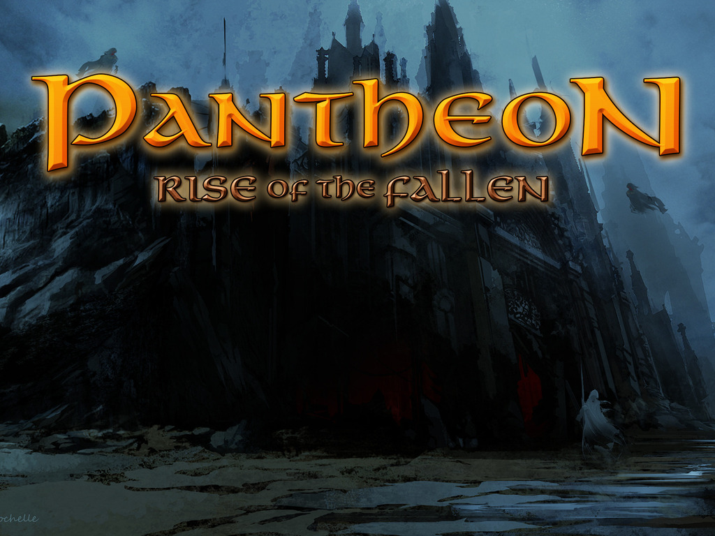 Pantheon: Rise of the Fallen's video poster