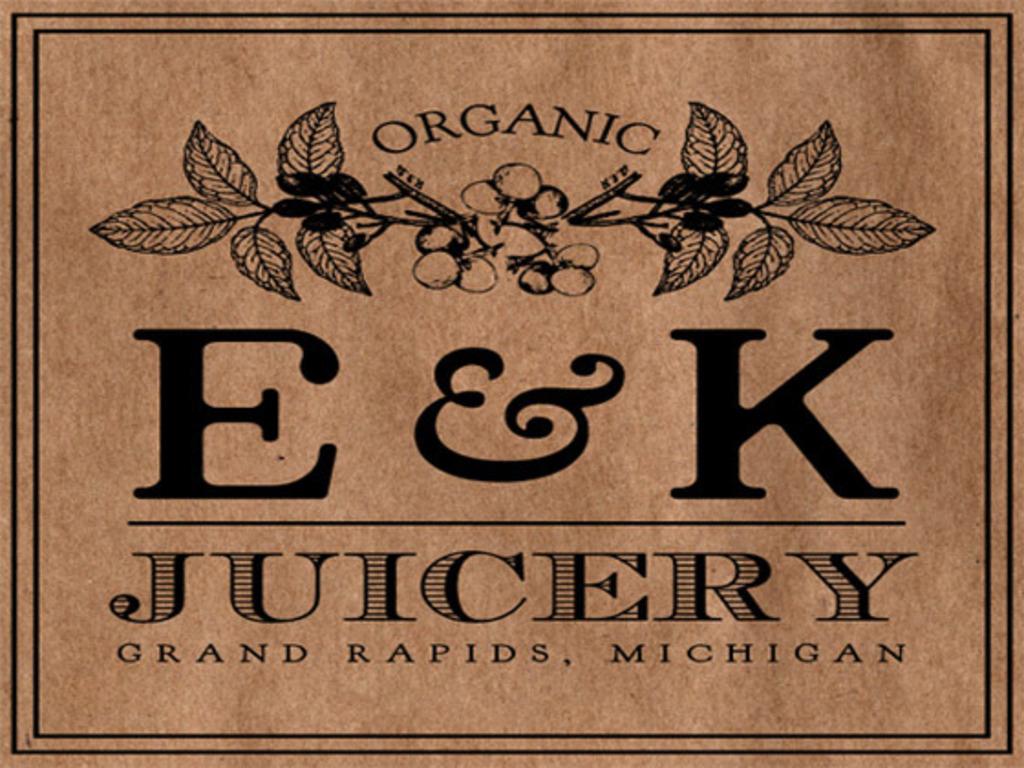 E&K Juicery's video poster