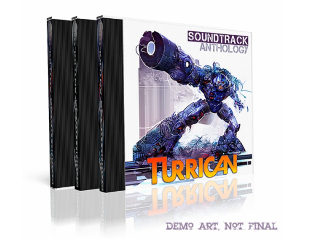 Turrican Soundtrack Anthology by Chris Huelsbeck's video poster