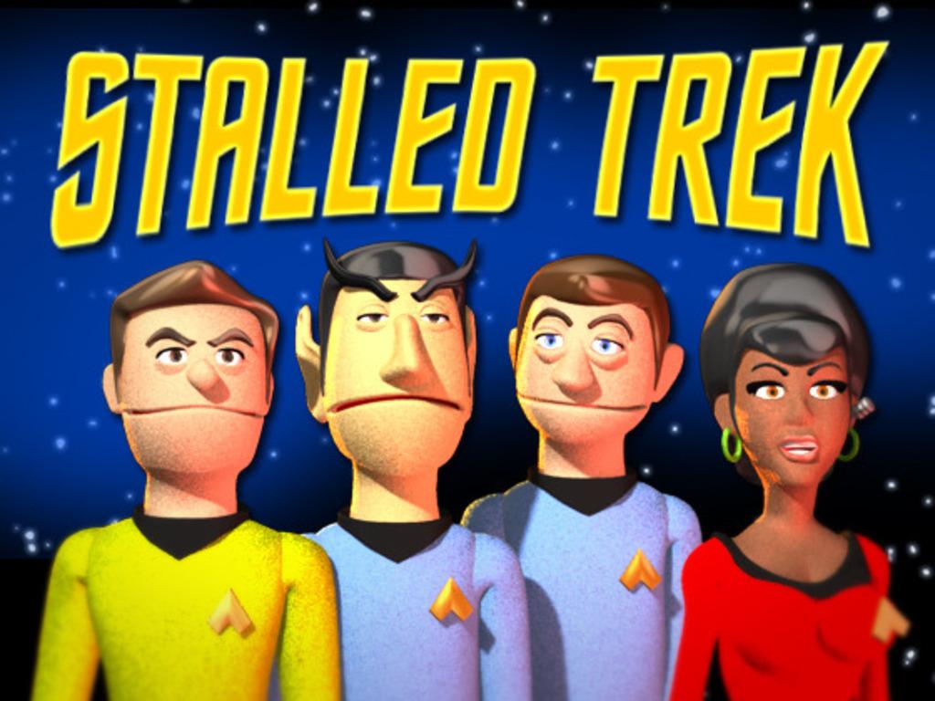 Stalled Trek: Amutt Time's video poster