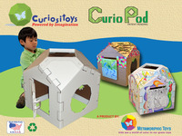 Curiositoys Curio Pod: Powered by Imagination