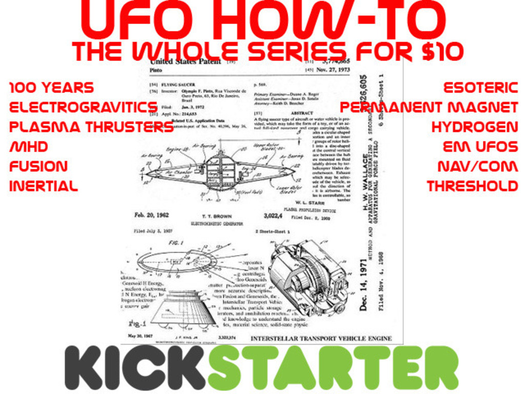 UFO NOW: Full UFO Disclosure - The Entire Series for $10's video poster