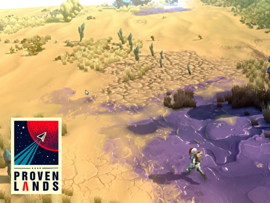 Proven Lands (Canceled)'s video poster
