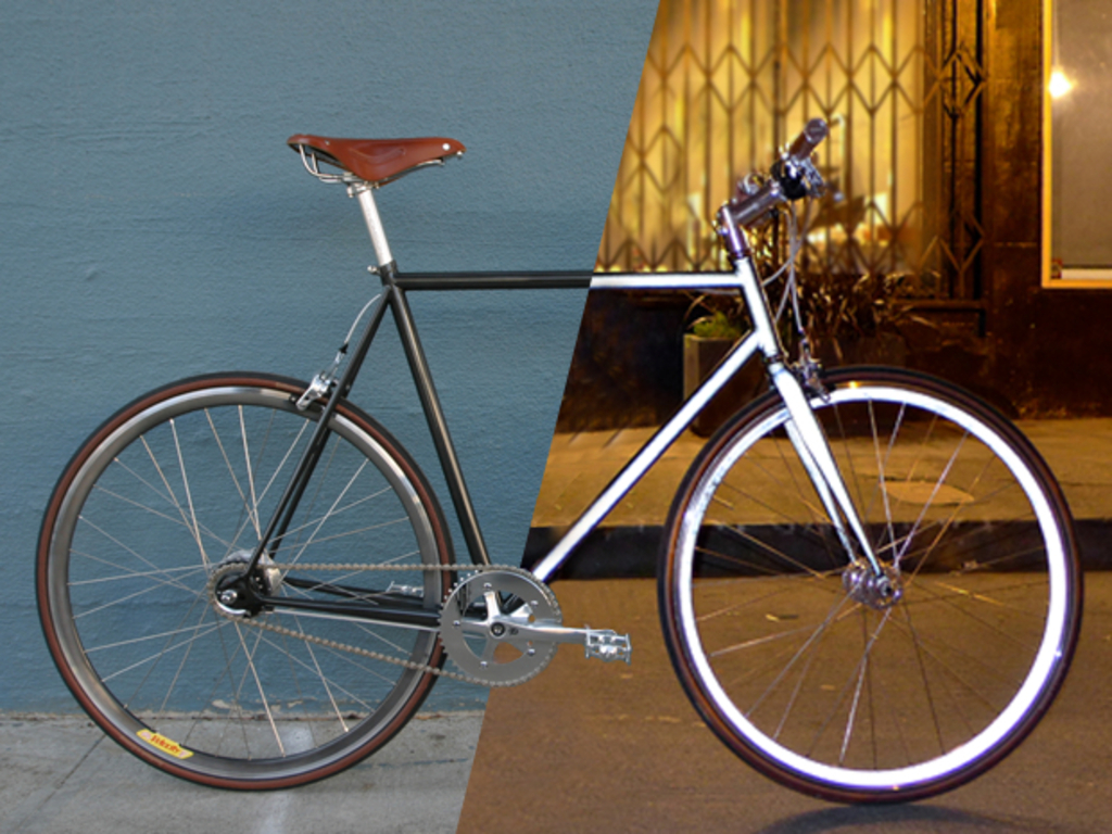 Lumen: A Retro-Reflective City Bicycle's video poster