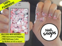 NailSnaps: Turn Your Photos Into Nail Polish Stickers