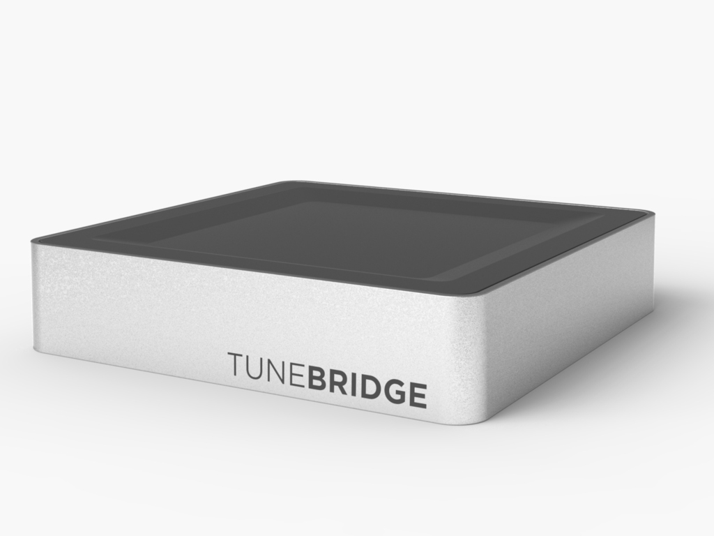 TuneBridge: A Simple, Affordable AirPlay® Enabled Receiver's video poster
