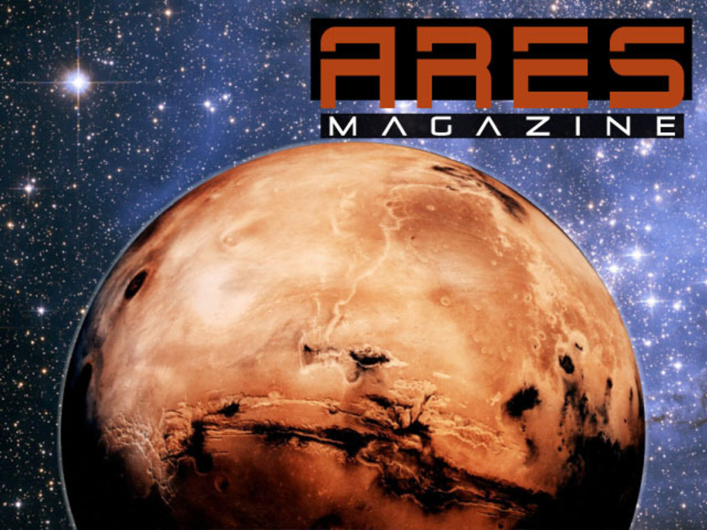 Ares Magazine's video poster