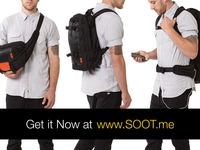 The SOOT Electropack 2: The Chargeable Carry-On, Perfected