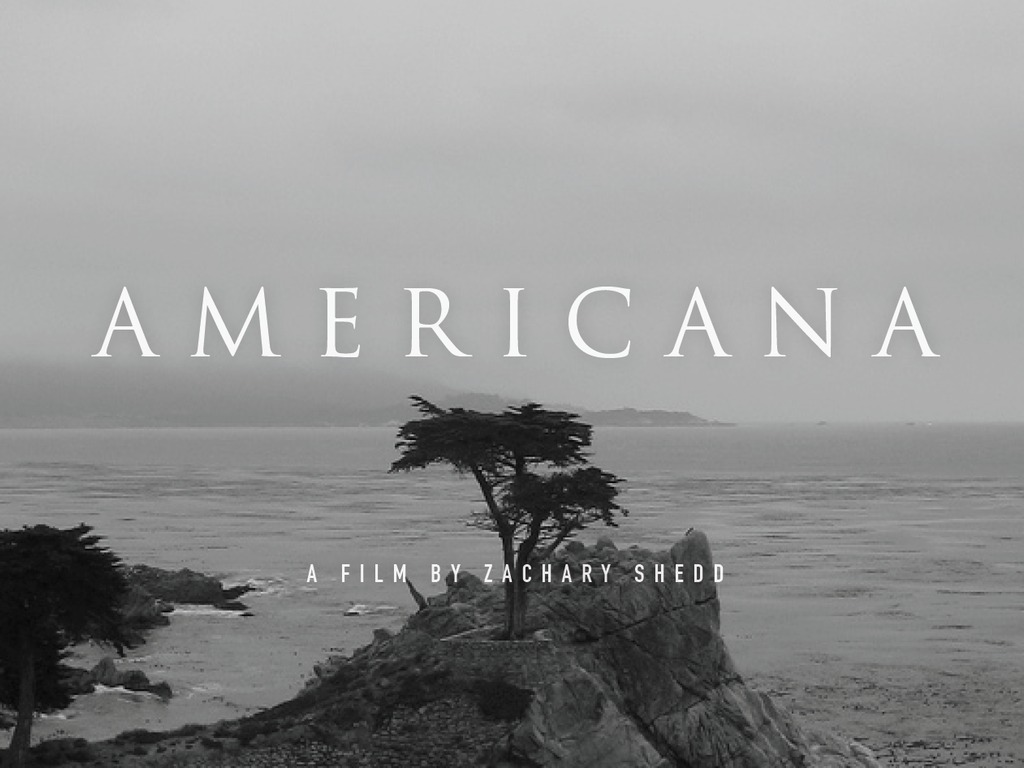 Americana's video poster