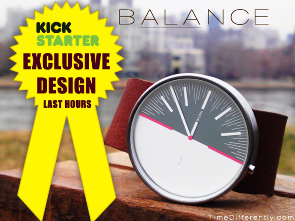 Balance watch: A philosophy in a watch...'s video poster