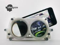 Altergaze: 3D printed VR Goggles for Smartphones