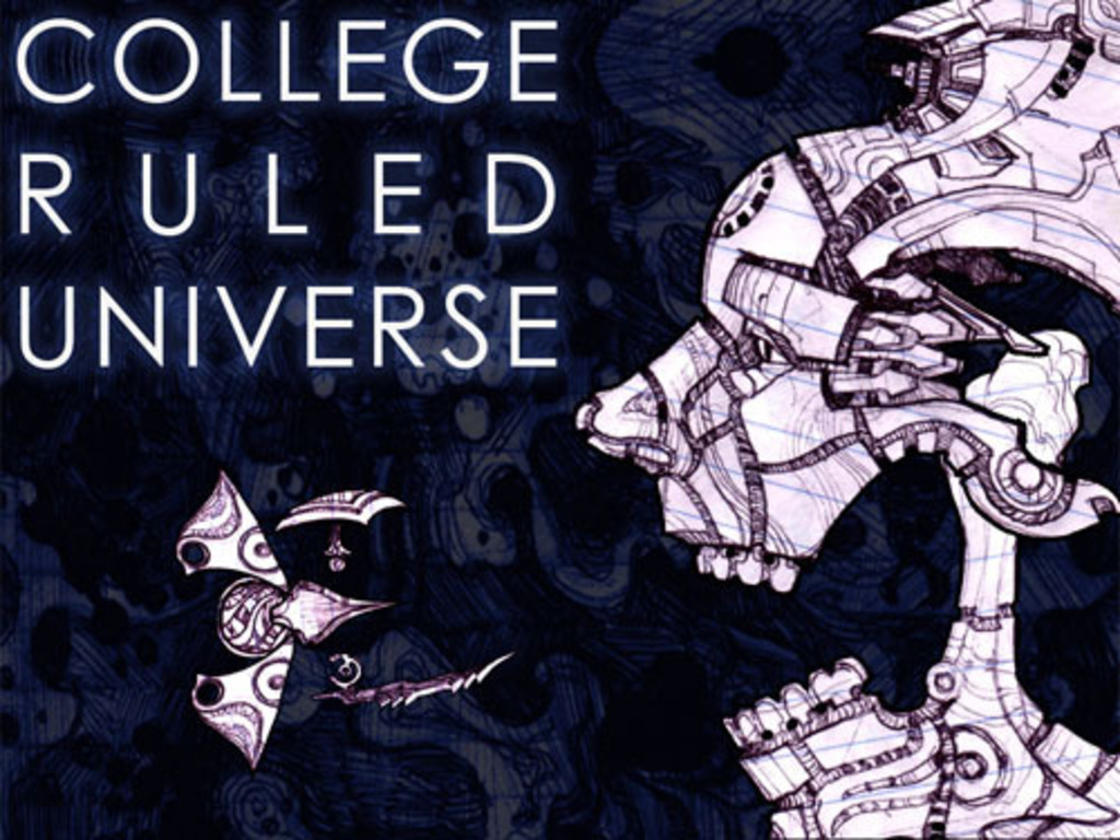 College-Ruled Universe's video poster