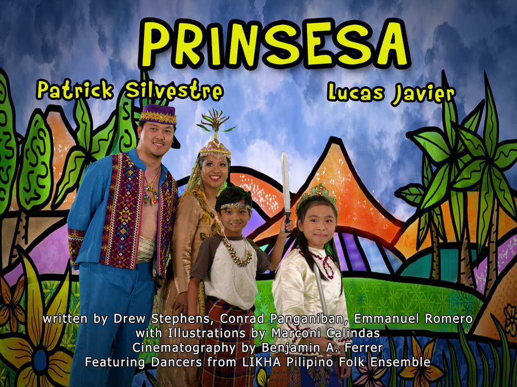 """""""Prinsesa"""" - The Boy Who Dreamed of Being a Princess's video poster"""
