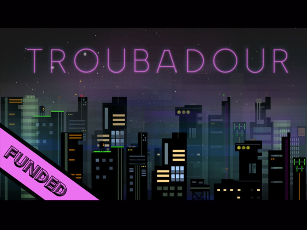 Troubadour - An Interactive Graphic Novel's video poster