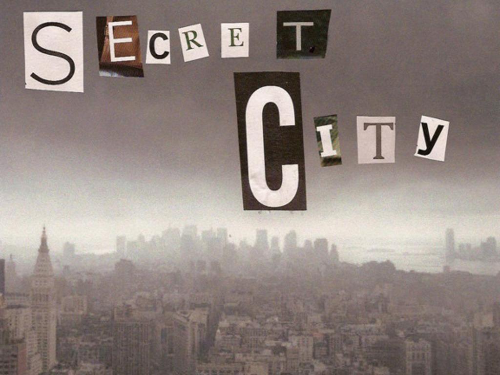 Building The Secret City's video poster