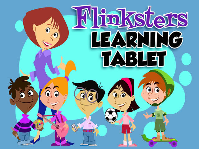Flinkster Learning Tablet