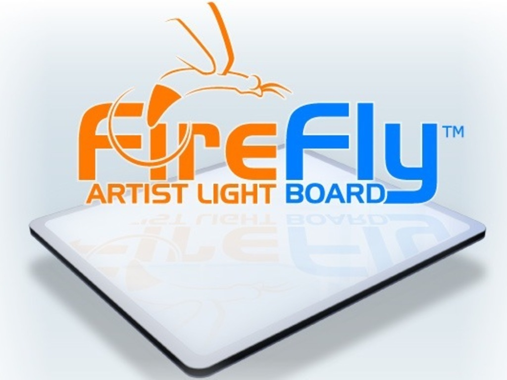 FireFly Light Board's video poster