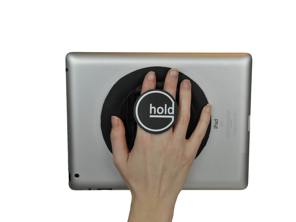 G-Hold: Grips and cases for iPads, tablets and phones.'s video poster